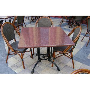 silla para restaurante gr2610 y base tb19