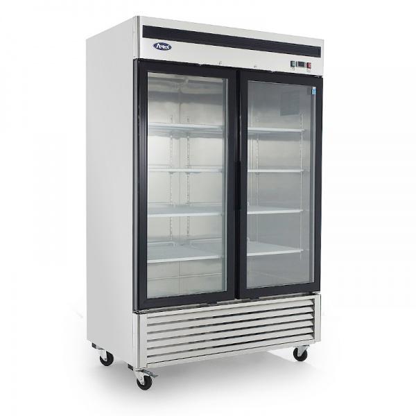 Refrigerador Profesional de Acero Inoxidable MCF8707GR