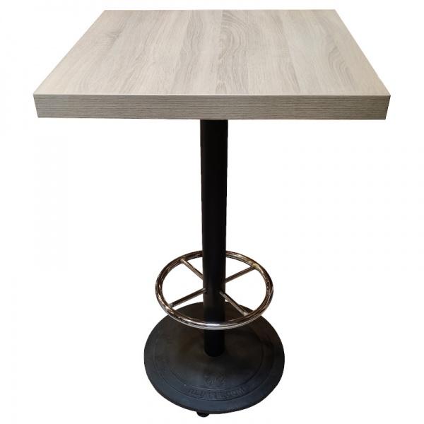 Mesa alta de Bar para Restaurante MECBA-DUR-BDH