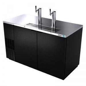 Enfriador de cerveza de barril refrigerado ADDC-58