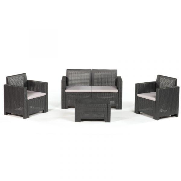 Set Lounge para Exteriores Cafu 4