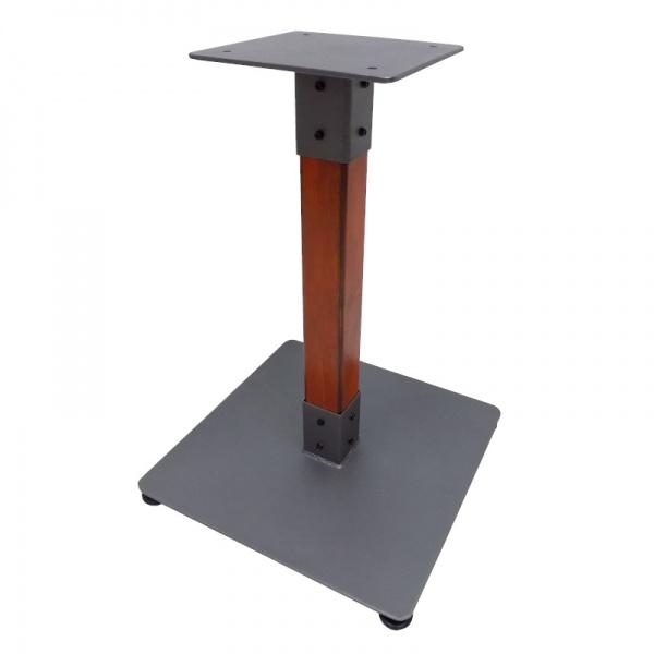 Base para Mesa de acero y madera TB67