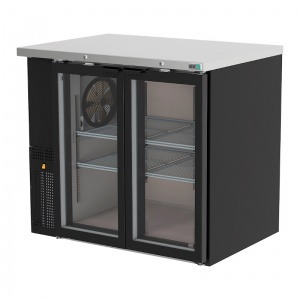 Refrigerador Backbar Contrabarra ABBC-24-48-G-HC