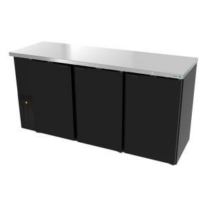 Refrigerador Backbar Contrabarra ABBC-24-72-HC