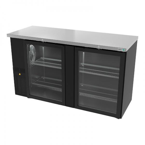 Refrigerador Back-bar Contrabarra Slim-ABBC-24-60-G-HC