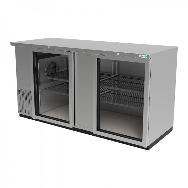 Refrigerador Backbar Contrabarra ABBC-58SG-HC