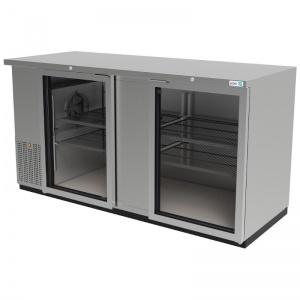 Refrigerador Backbar Contrabarra ABBC-68SG-HC
