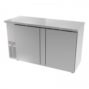 Refrigerador Backbar Contrabarra ABBC-24-60-S-HC