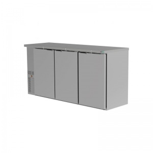 Refrigerador BackBar Slim ABBC-24-72-S-HC