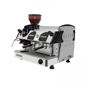 Cafetera industrial Markus Automática 2 Grupos con Molino