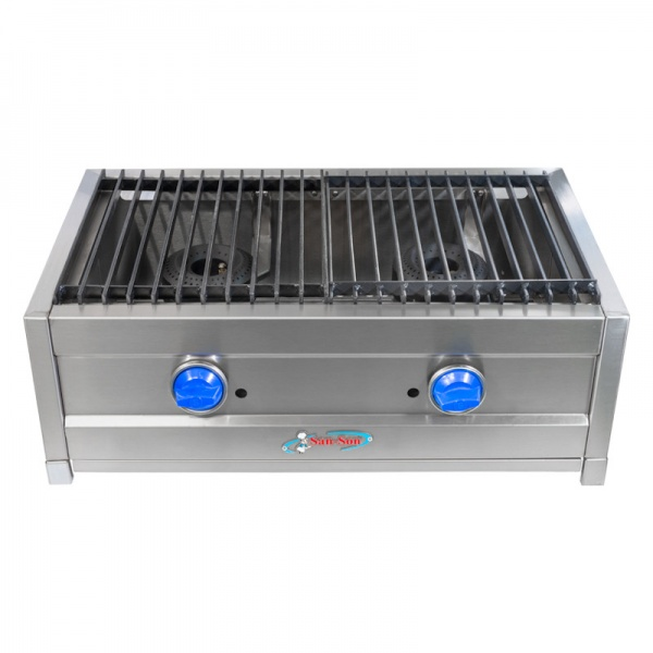 Parrilla a Gas LUNCHMASTER-2