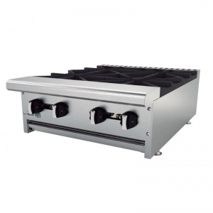 Parrilla Industrial ASBER AEHP-4-24