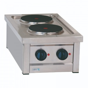 Parrilla Electrica Industrial ERE400T ASBER