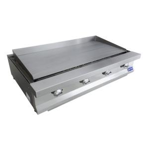 Plancha Industrial de Cocina Sanson ECOSP-48 Especificaciones