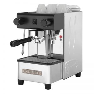 Cafetera Espresso Semiautomática Office-O1P