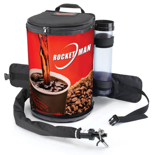 Mochila Dispensadora de Café Cafenauta Rocketman