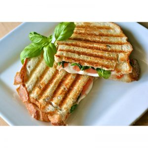 Planchas Panini Grill