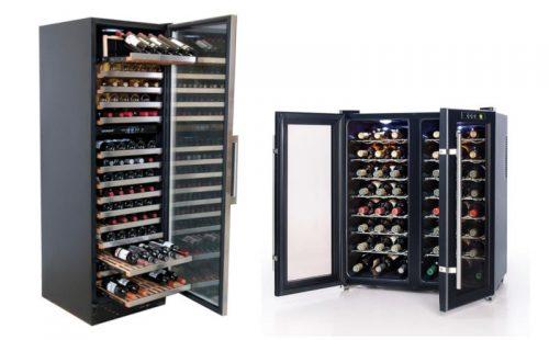 Cavas de Vino Refrigeradas