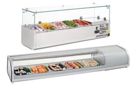Barras Refrigeradas de mostrador