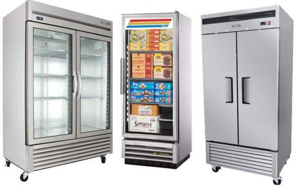 Congeladores Industriales de Acero Inoxidable para cocina y restaurante