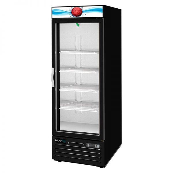 Congelador Vertical Puerta de Cristal AFMD-23