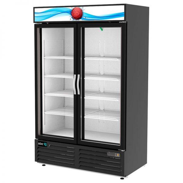 Congelador Vertical Puerta de Cristal AFMD-37