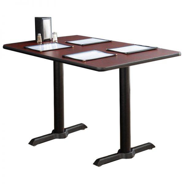 Mesa de Madera MERECCP-BLH2-12080 para restaurante