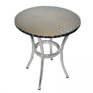 Mesa de Acero y Aluminio ST01-TB11 para cafeteria y restaurantes