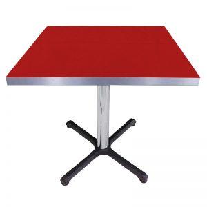 Mesa para Restaurante Chrome-80