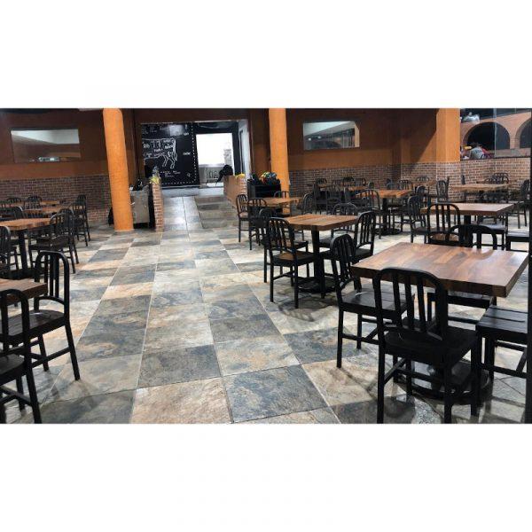 Mesas y Sillas para Restaurante Grupo Reimse MECPAR-TB32 Y REKEN