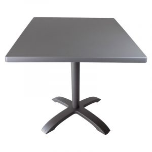 Mesa para Restaurante y Terraza Melamina Estratificada MECMEL-TB10P