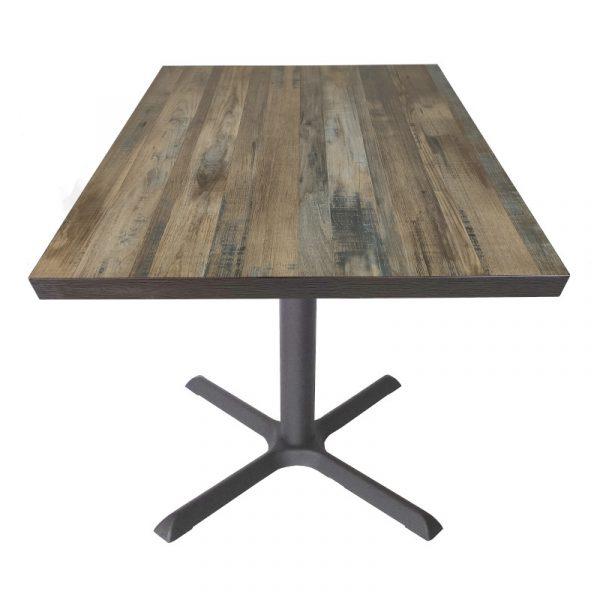 Mesa para Restaurante SLATY80-TB12 Vinatge