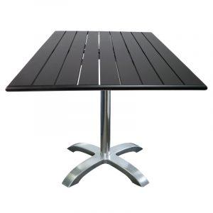 Mesa de Aluminio TTS205-TB10 para Exteriores de REstaurante
