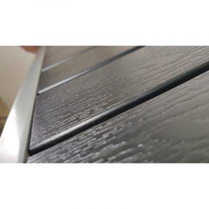Mesa de Aluminio TTS210-TB10 para Exteriores y Restaurante