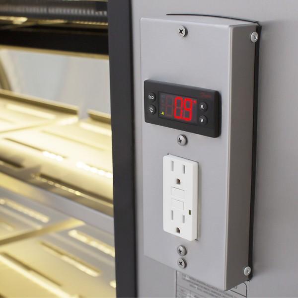 Vitrina Carnicera Refrigerada BHS-200C-I detalle