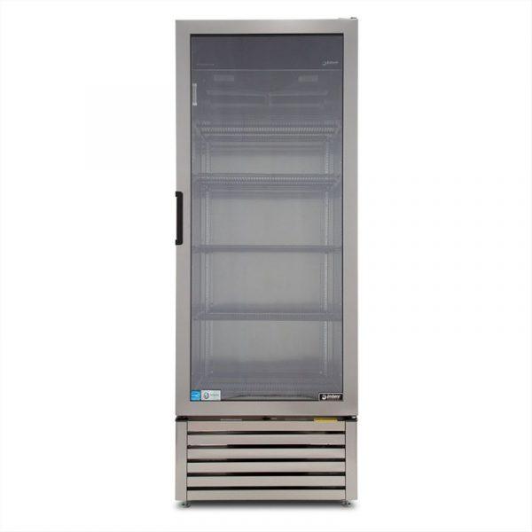 Refrigerador A-Inox Puerta de Cristal G319