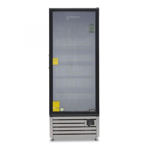 Congelador A-Inox Puerta de Cristal VFS24